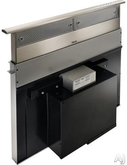 Best Ddex48ss Downdraft Ventilation System With External