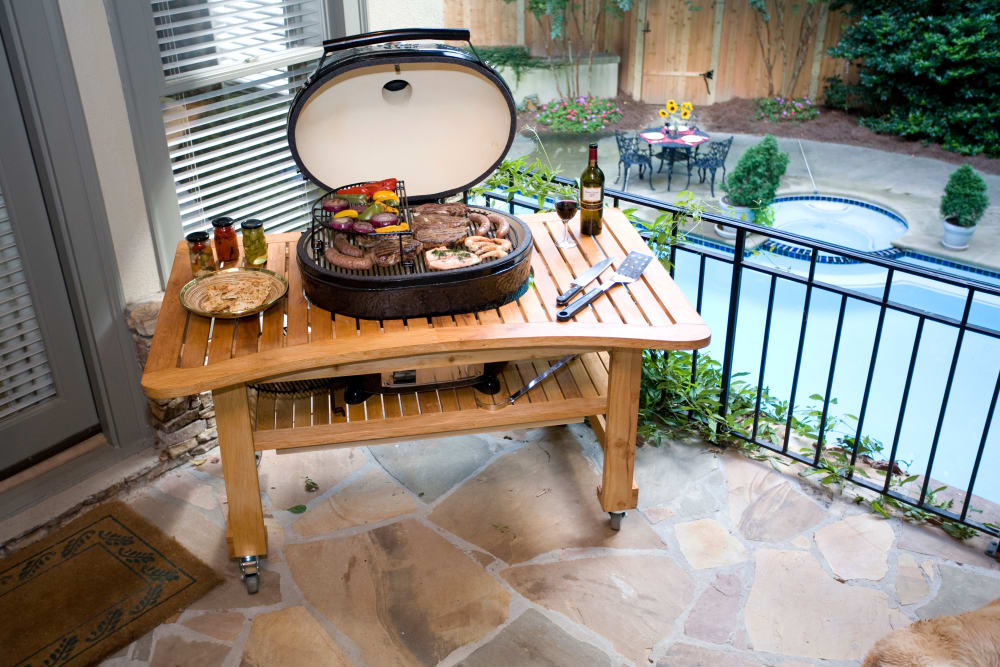 ... Primo Jack Danielu0027s Edition Oval XL 400 900_PRIMO   Outdoor View ...
