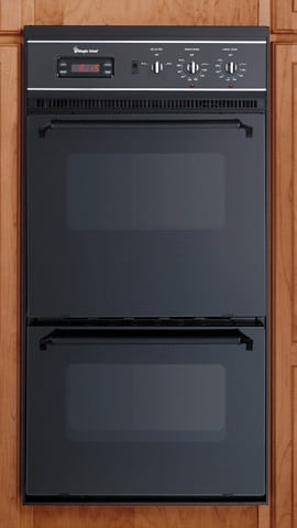 Magic Chef 9522xub 24 Inch Double Electric Wall Oven With