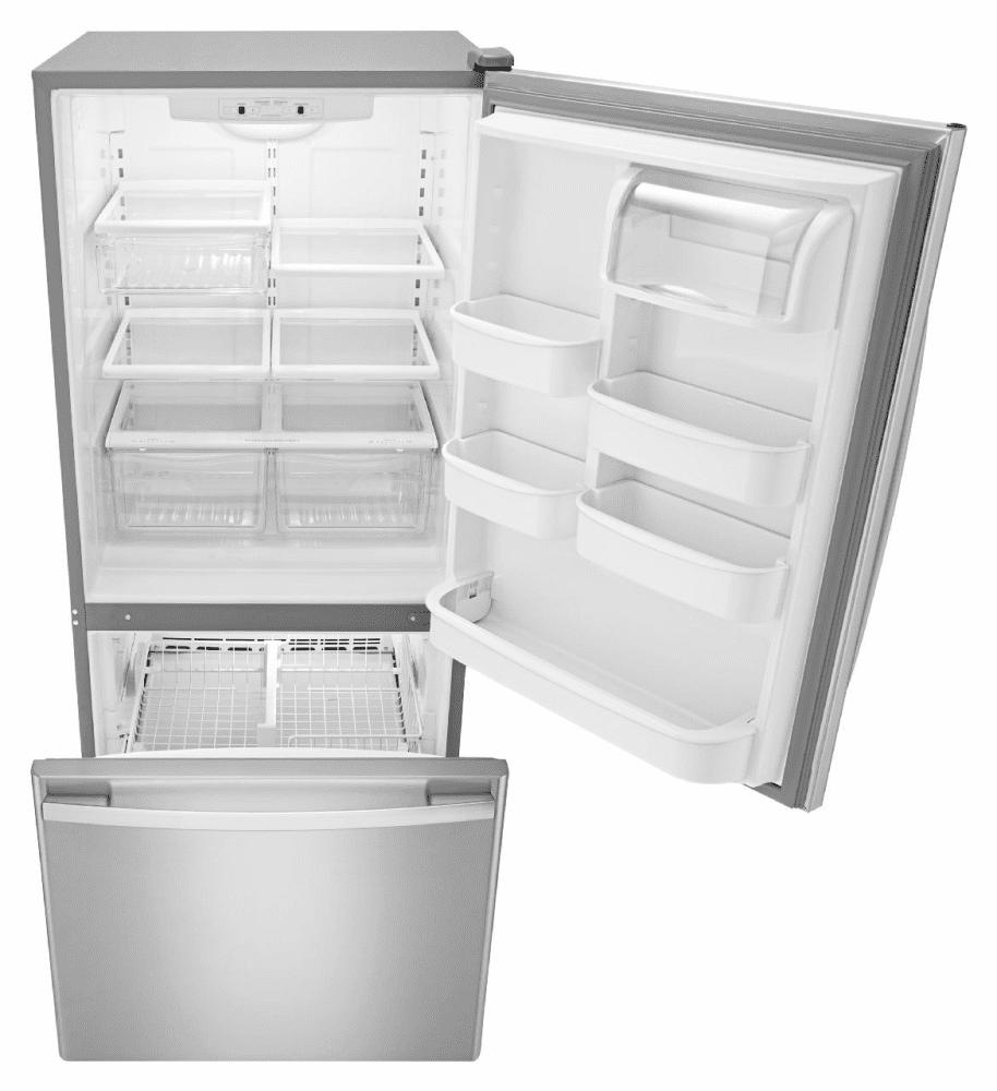 Amana Abb1924brm 29 Inch Bottom Freezer Refrigerator With