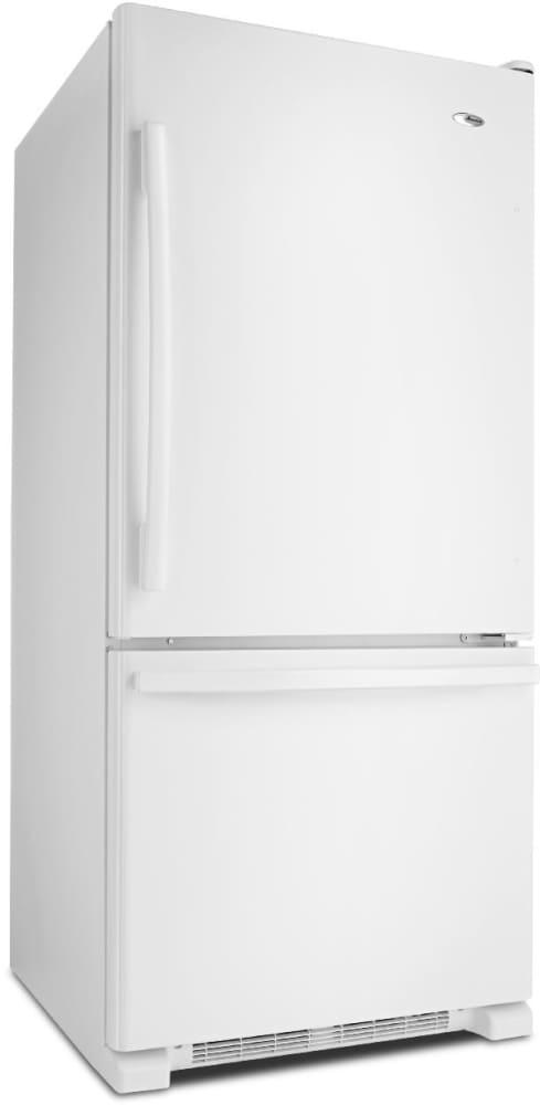 Amana Abb1924brw 29 Inch Bottom Freezer Refrigerator With