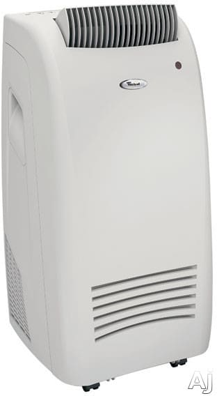 Whirlpool Acp102ps 10000 Btu Portable Air Conditioner With