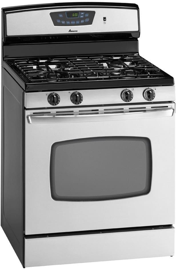 Amana Art6511ww Electric Range Timer Stove Clocks And Appliance