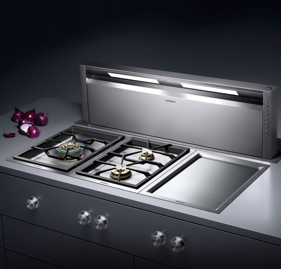 Gaggenau Al400720 Downdraft Ventilation System With