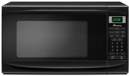 Amana Amc1070xb 0 7 Cu Ft Countertop Microwave Oven With