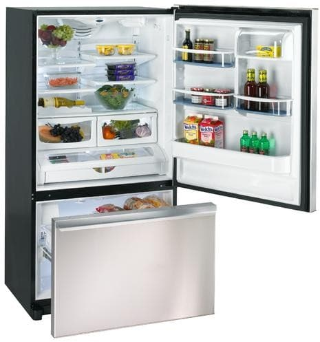 Amana Arb9059cs 19 8 Cu Ft Easyreach Pull Out Drawer