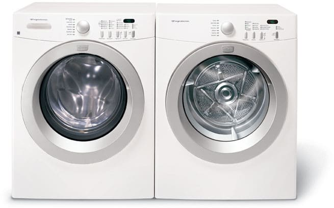 Frigidaire Atf7000fs 27 Inch Front Load Washer With 3 5 Cu Ft Capacity 7 Wash