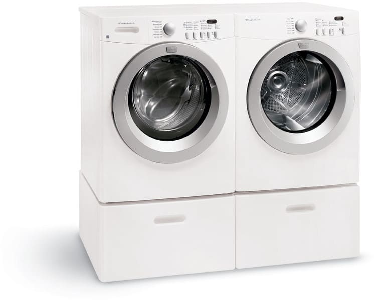 frigidaire affinity front load washer. Frigidaire Affinity Series ATF7000FS - Shown With Matching Dryer Front Load Washer .