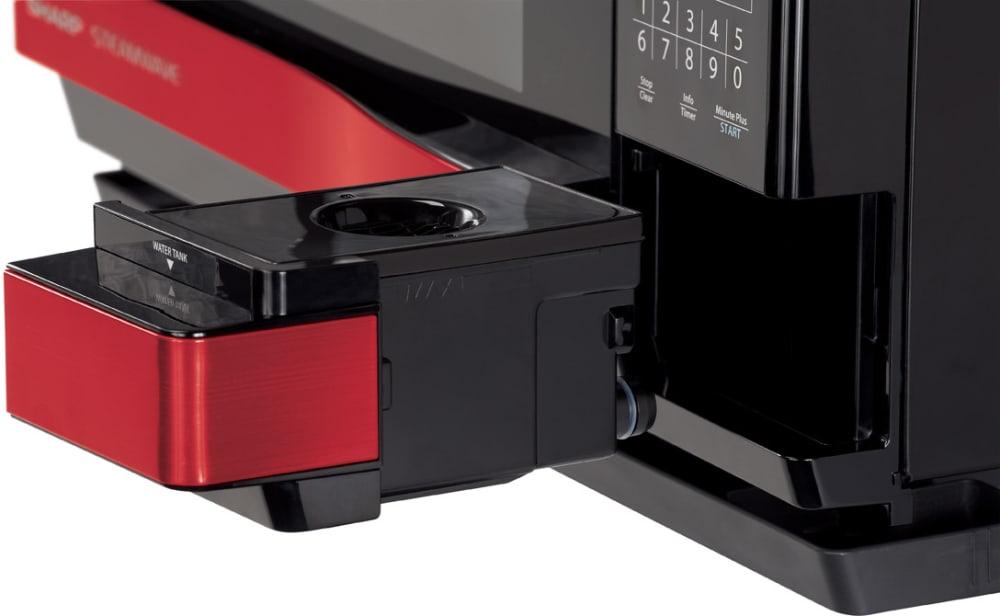 Sharp Ax1100r 1 0 Cu Ft Countertop Steamwave Microwave