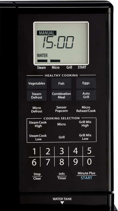 Sharp Ax1100r 1 0 Cu Ft Countertop Steamwave Microwave