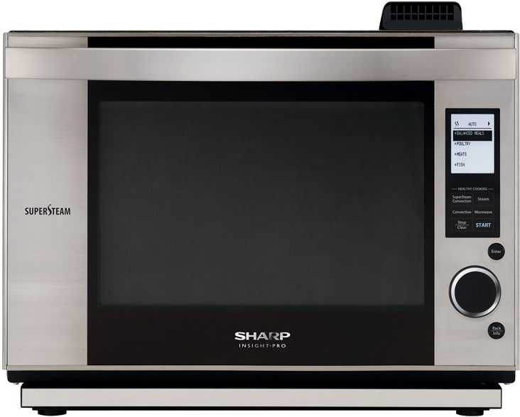 Sharp Ax1200s 22 Inch Supersteam Oven With 1 1 Cu Ft