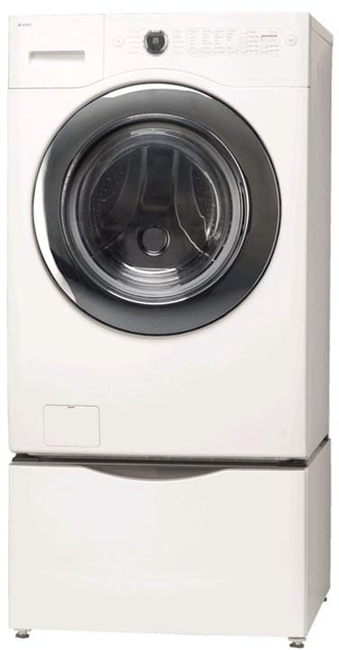 Asko Wl6532xxlwrh 27 Inch Front Load Washer With 3 96 Cu