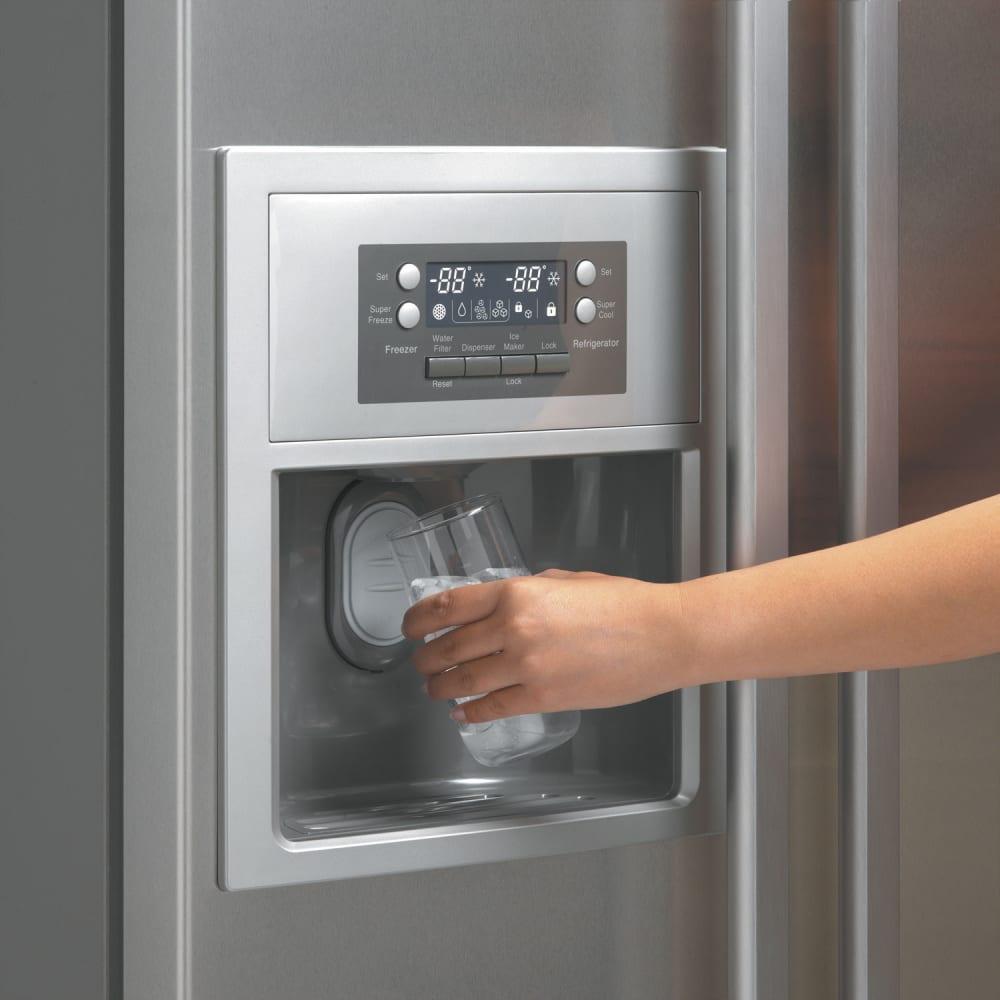 ... Bosch Evolution 500 Series B20CS50SNS - Exterior Ice/Water Dispenser ...