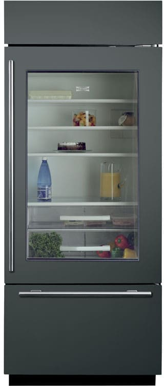 Sub Zero Bi30ugo 30 Inch Built In Bottom Freezer