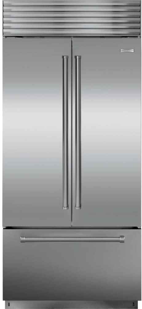 Sub Zero BI36UFDIDSPH   Stainless Steel With Pro Handles ...