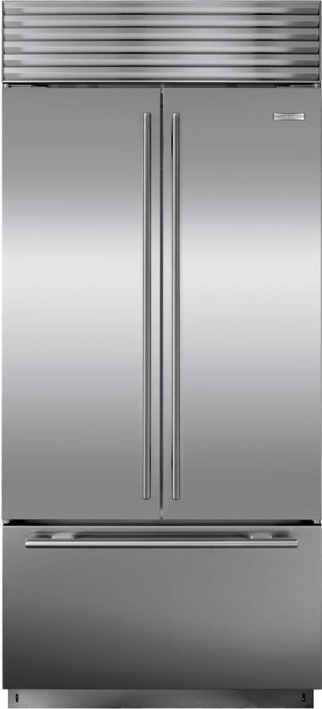 Sub Zero Bi36ufdsth Stainless Steel With Tubular Handles