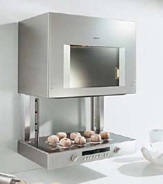 Gaggenau Bl253610 24 Inch Single Electric Wall Mounted