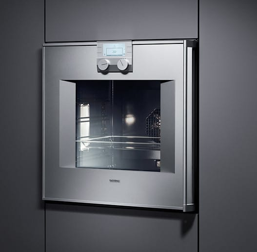 Gaggenau Bo251631 24 Inch Single Electric Wall Oven With 3