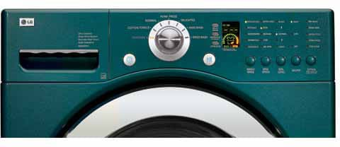 Lg Wm2233hu 27 Inch Front Load Washer With 4 0 Cu Ft