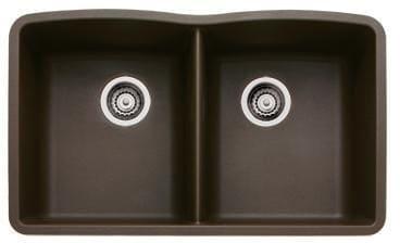 Blanco 440182 32 Inch Undermount Double Bowl Granite Sink