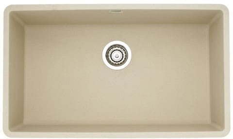 Blanco 440150x 32 Inch Undermount Single Bowl Granite Sink