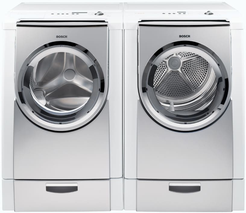 Bosch Wfmc8401uc 27 Inch Front Load Washer With 3 81 Cu