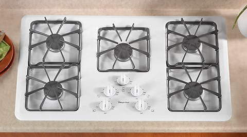 Magic Chef Cgc2536adw 36 Inch Gas Cooktop With 5 Tru Seal