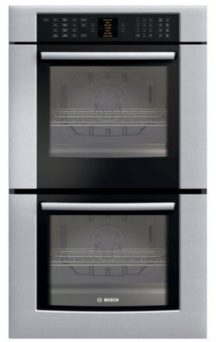 Bosch Hbl8650uc 30 Inch Double Electric Wall Oven With
