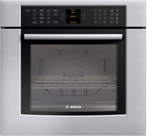 Bosch Hbl8450uc 30 Inch Electric Wall Oven With Genuine
