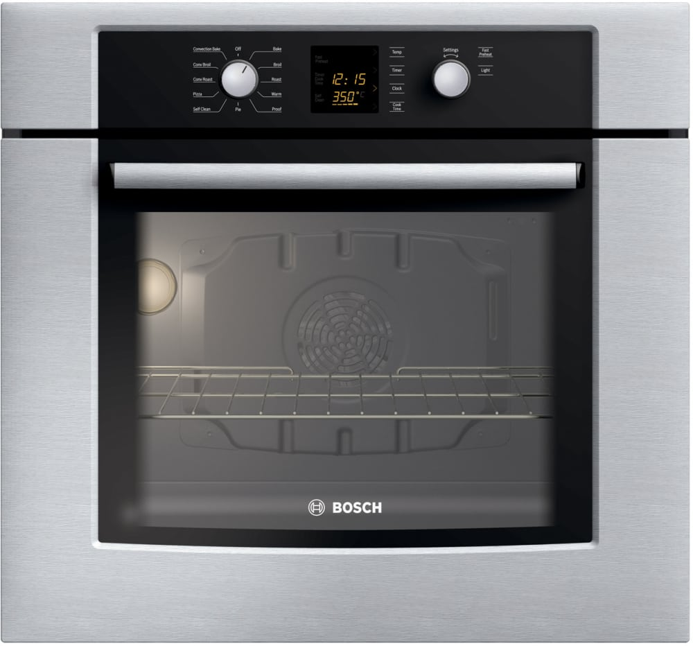 Bosch Hbn3450uc 27 Inch Electric Wall Oven With Convection