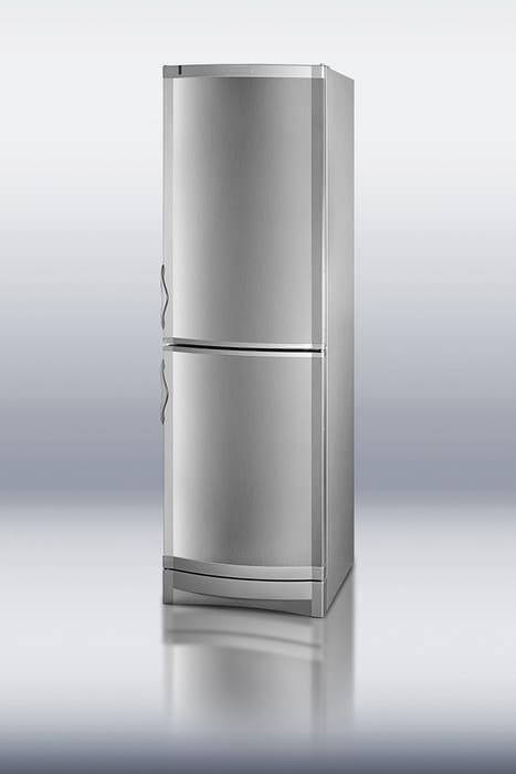 Summit Cp171ss 12 0 Cu Ft Counter Depth Bottom Freezer