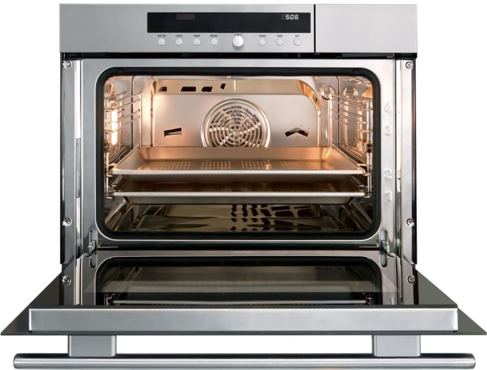 Wolf Cso24 Convection Steam Oven Interior View