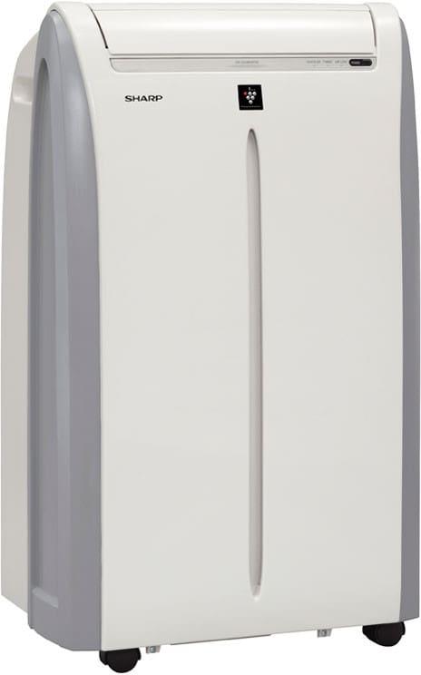 sharp cv2p10sx 10 500 btu portable air conditioner with