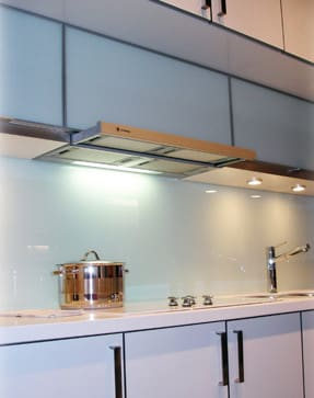 Faber Integrated Collection Cris30 Kitchen View