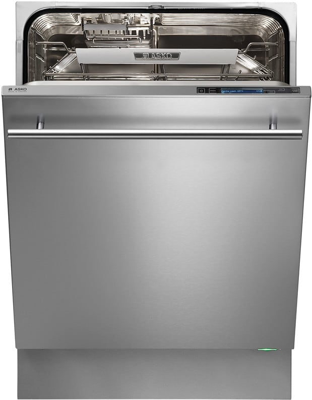Asko D5894xxlfi Fully Integrated Dishwasher With 17 Place