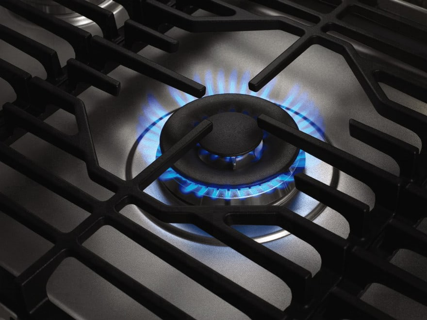 dacor dct305slp 30 inch gas cooktop with 5 sealed burners