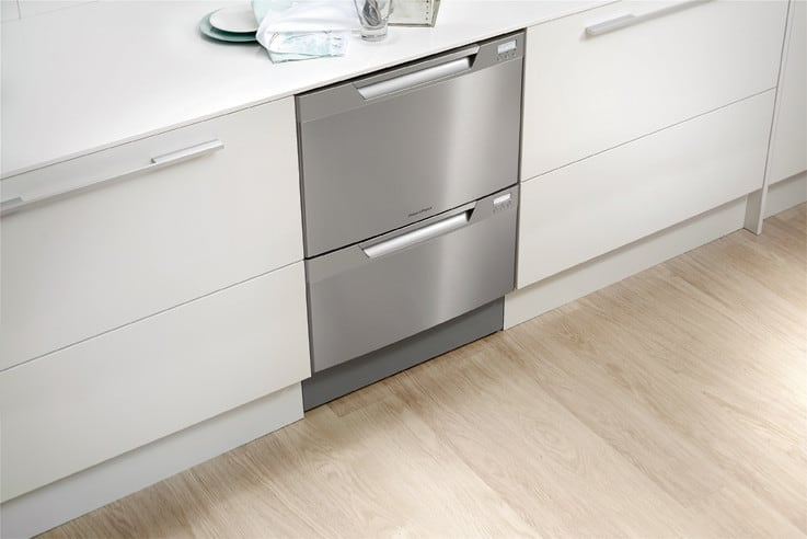 ... Fisher U0026 Paykel DishDrawer Series DD24DCX6V2   Kitchen View
