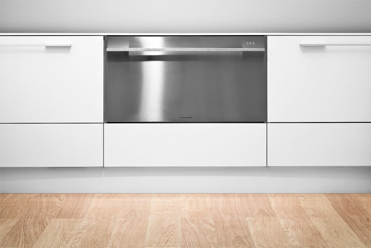 Fisher Paykel Dishdrawer Wide Series Ddsdftx Kitchen View