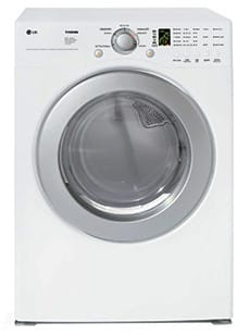 Lg Dle2516w 27 Inch Electric Dryer With 7 0 Cu Ft