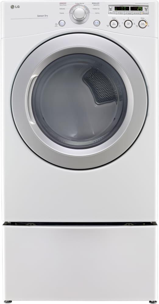 kenmore front load dryer. ft. front-load dryer with optional pedestal kenmore front load