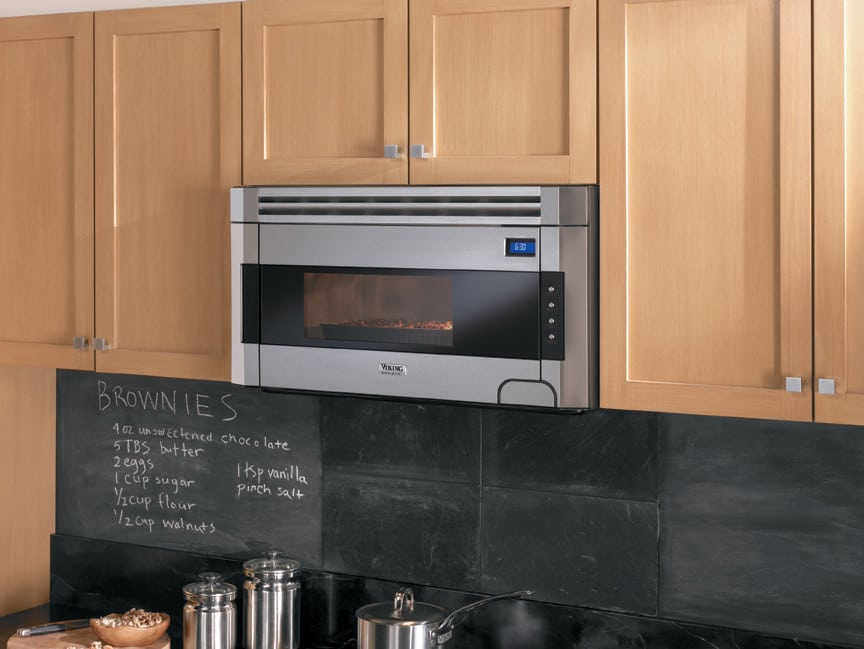 Viking Dmor200ss 1 5 Cu Ft Over The Range Microwave With