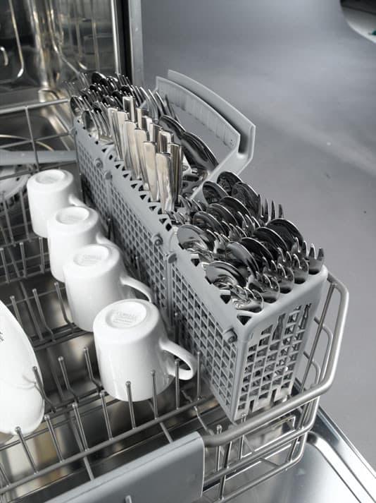 Samsung Dmr57lfs Full Console Dishwasher With 4 Wash
