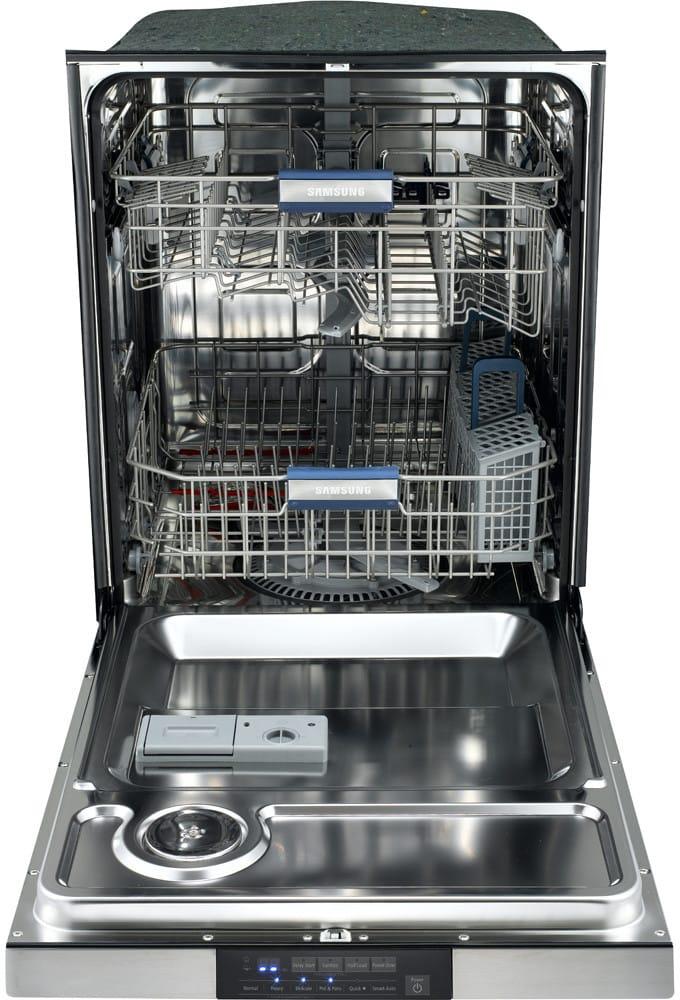 Samsung Dmt800rhs Semi Integrated Dishwasher With 6 Wash