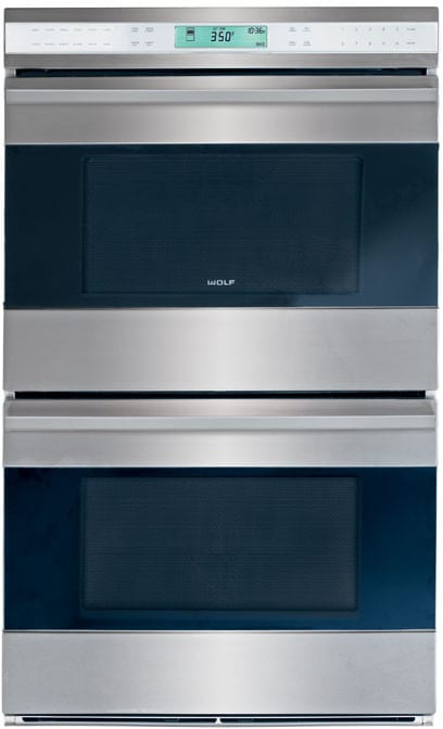 Wolf Do302us 30 Inch Double Electric Wall Oven With 4 5 Cu