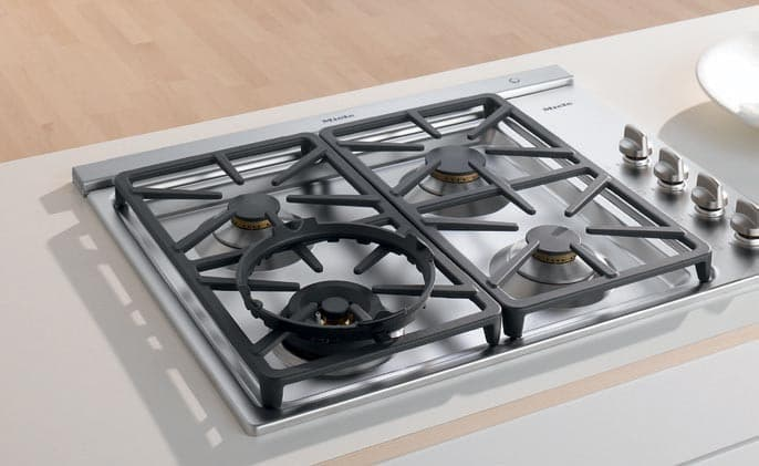 Perfect Miele DA6480500   DA6480 Downdraft Hood (Cooktop Sold Separately) Miele  DA6480500   DA6480 Retracted (Cooktop Sold Separately) ...