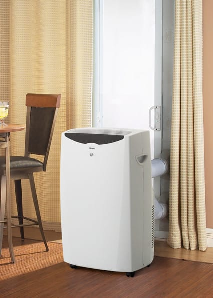Danby Dpac12010h 12 000 Btu Portable Air Conditioner With
