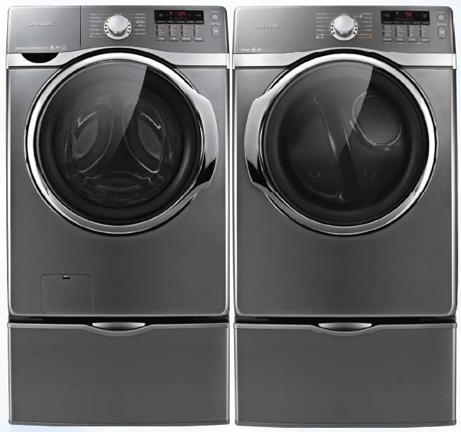 samsung dv405etpasu laundry pair
