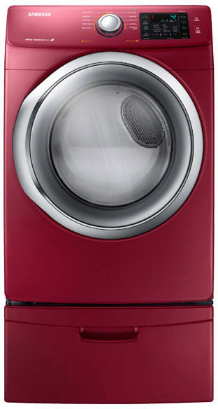 Samsung Dv42h5200ef 27 Inch Electric Dryer With Steam