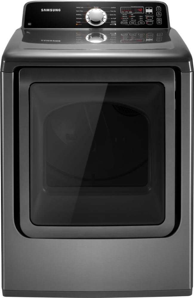 Samsung Dv456ewhdsu 27 Inch Electric Dryer With 7 3 Cu Ft