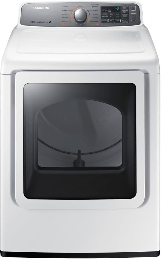 Samsung Dv48h7400ew 27 Inch 7 4 Cu Ft Electric Dryer